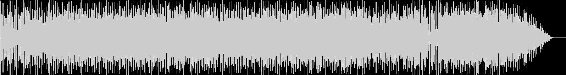 タム回しが印象的なポップロックの未再生の波形