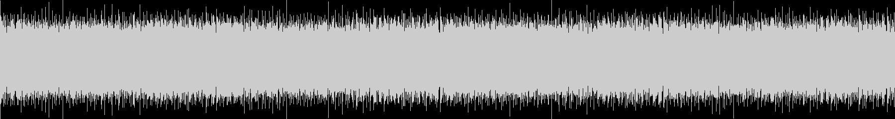 【テクノ■幻想的なピアノ旋律(ループ)】の未再生の波形