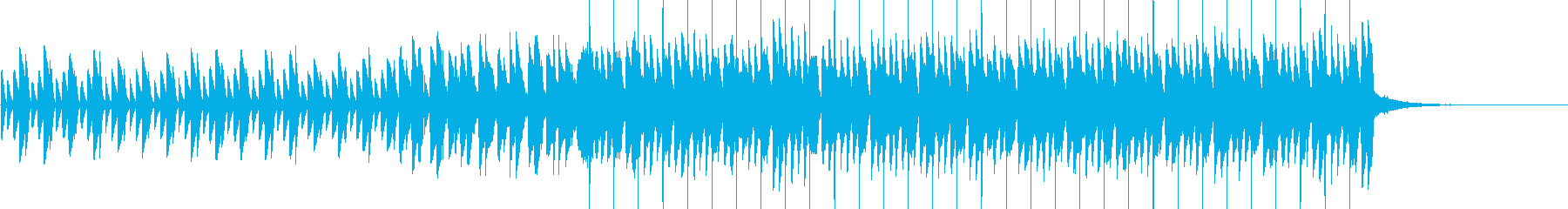 car CMの再生済みの波形
