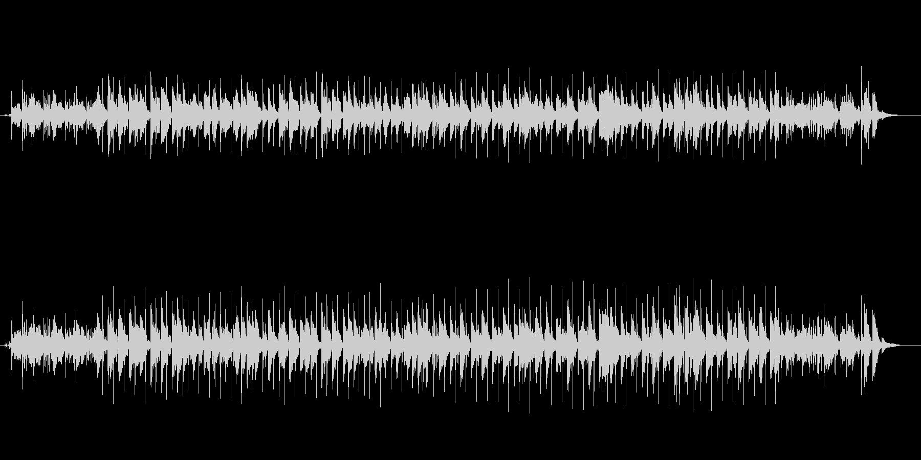 ピアノ・バラード(おやすみなさい…)の未再生の波形