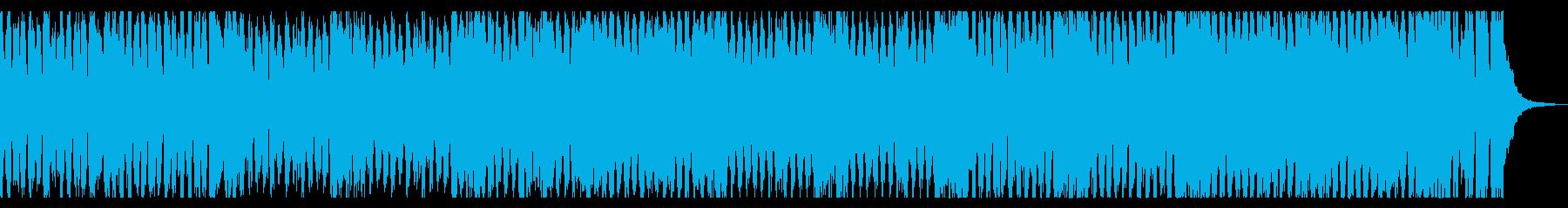 戦場を彷彿させるケルト風オーケストラの再生済みの波形