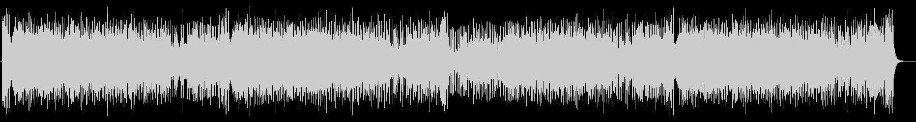 宇宙感のあるドラムシンセサイザーサウンドの未再生の波形