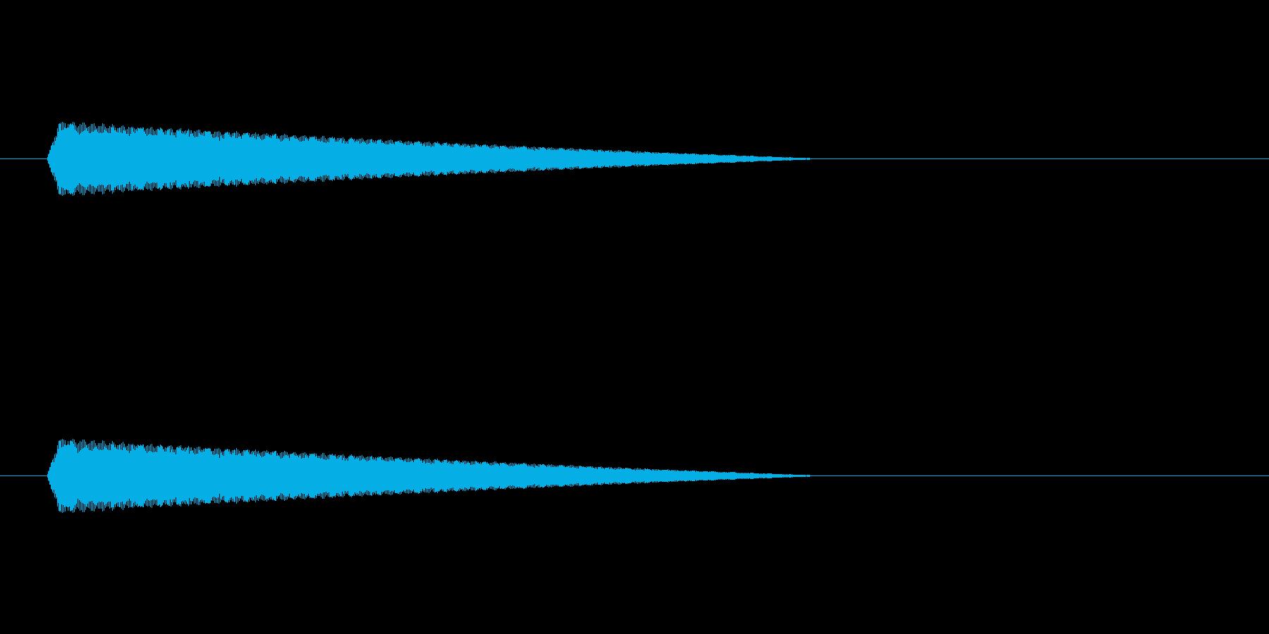 【光る03-5】の再生済みの波形