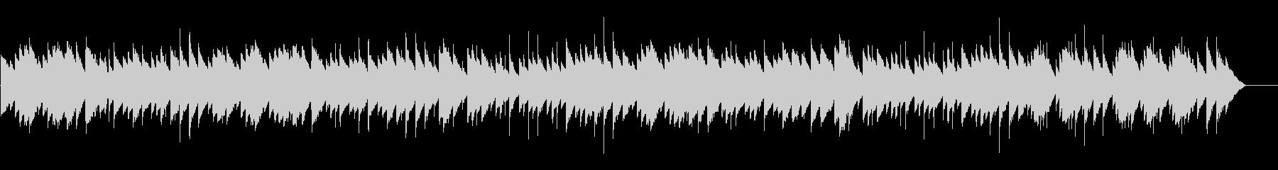 ブラームス ワルツ 第15番 オルゴールの未再生の波形