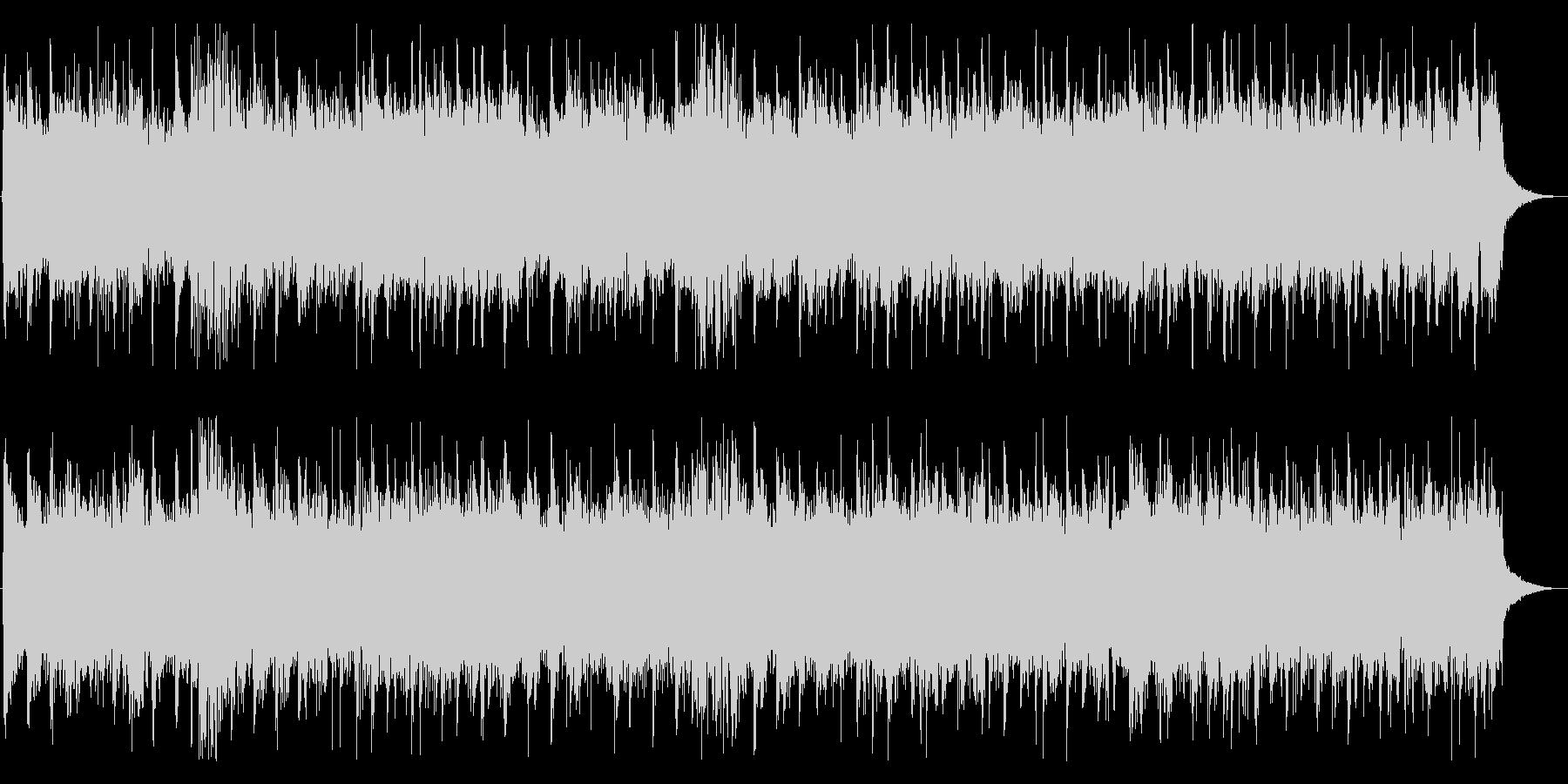 ハードロック#1/オープニング/入場の未再生の波形
