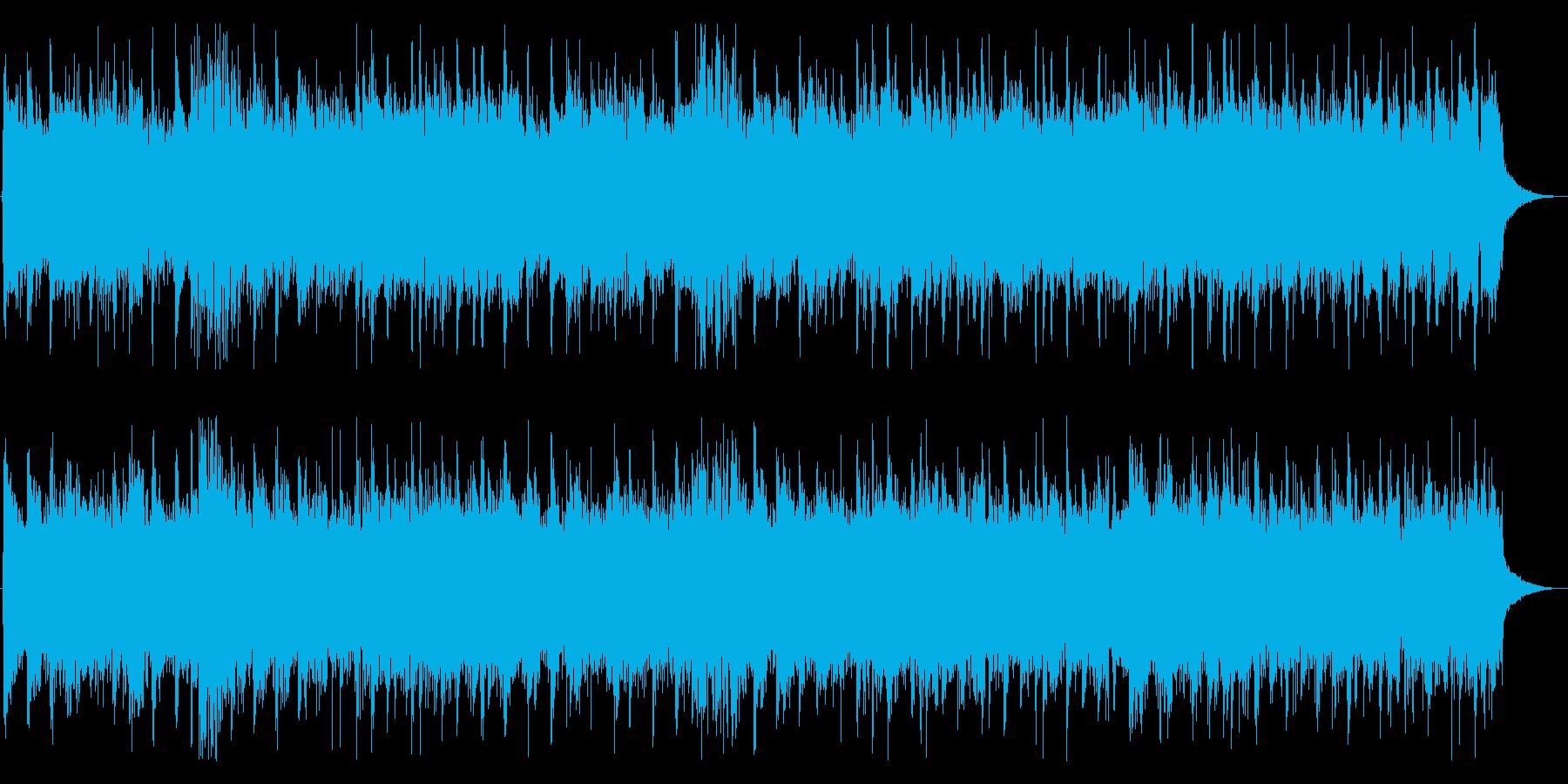 ハードロック#1/オープニング/入場の再生済みの波形