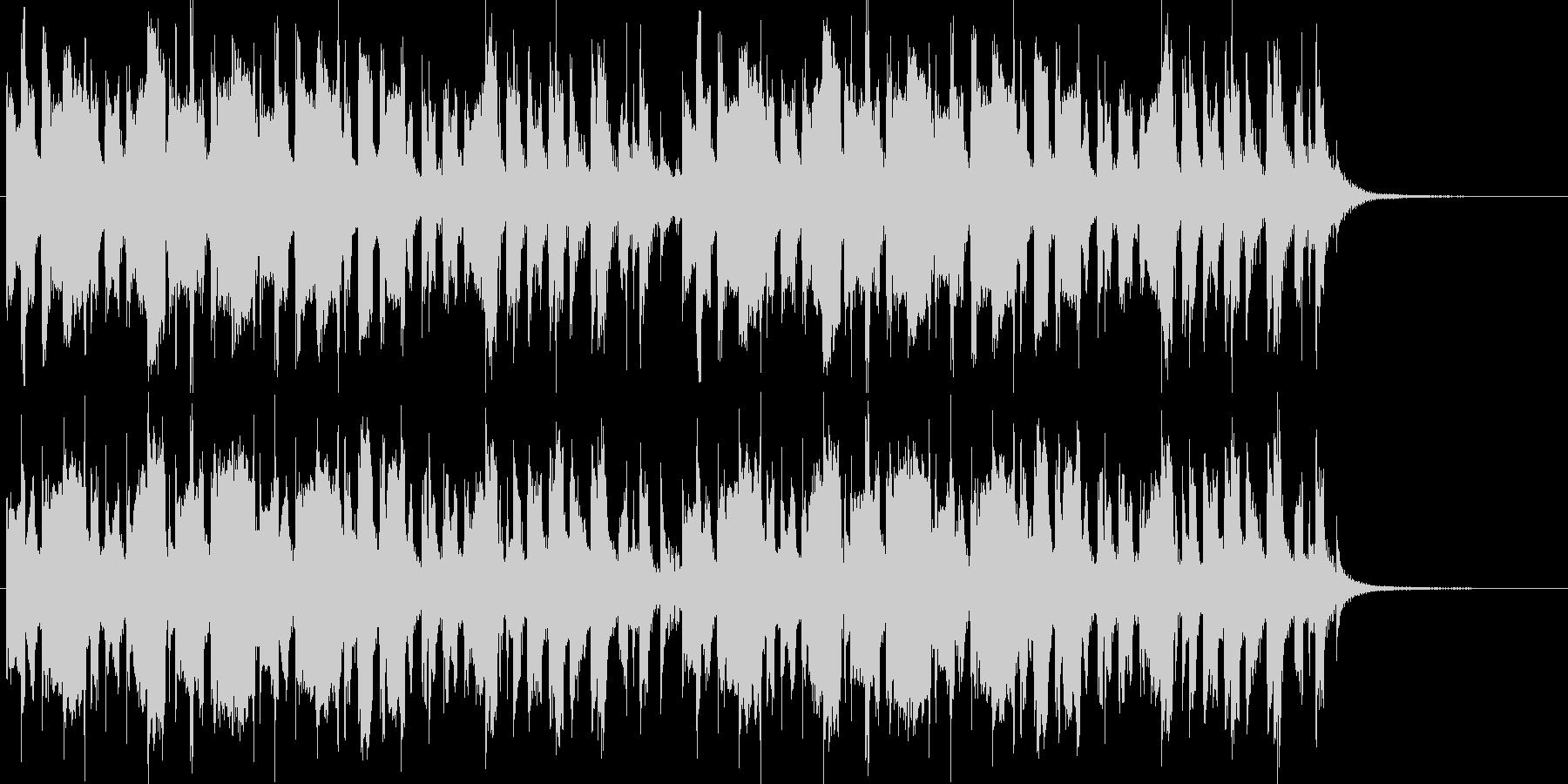 ほのぼの系 (子供や動物の動画に最適)の未再生の波形
