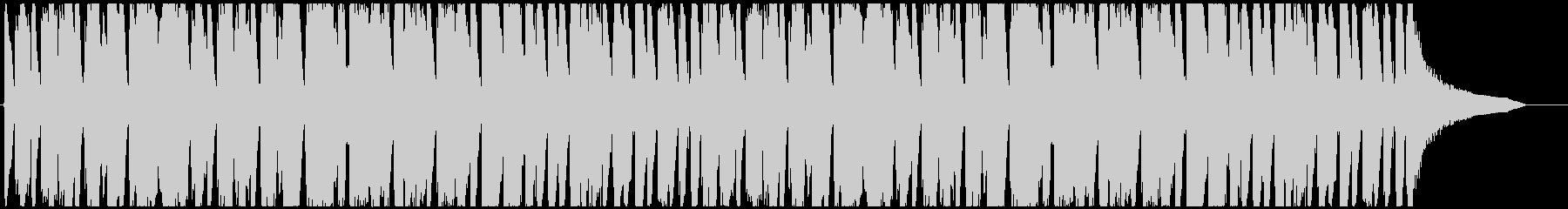 CM ホンキートンクピアノのカントリー1の未再生の波形