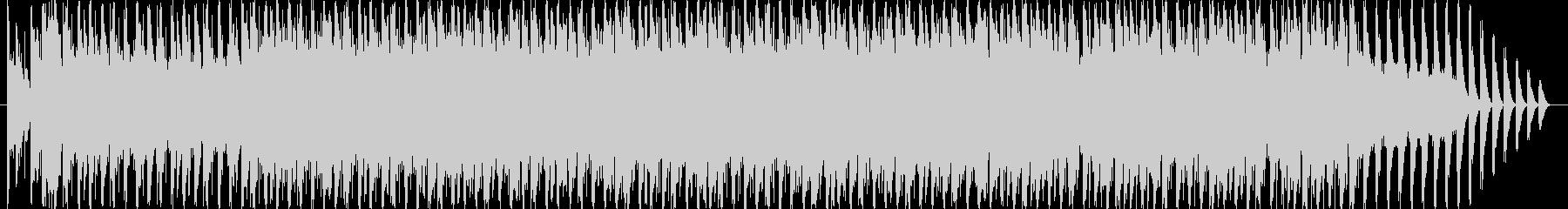 和風とダンステクノを組み合わせたBGM…の未再生の波形