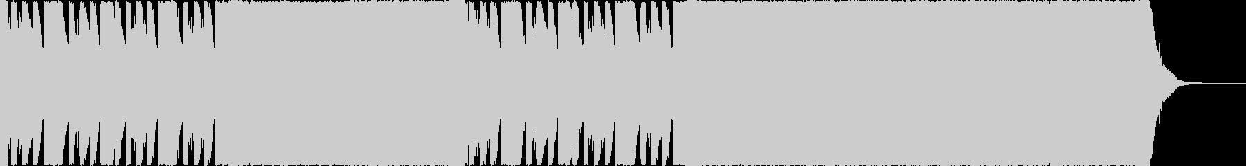 バトルシーン(オーケストラ風)2の未再生の波形