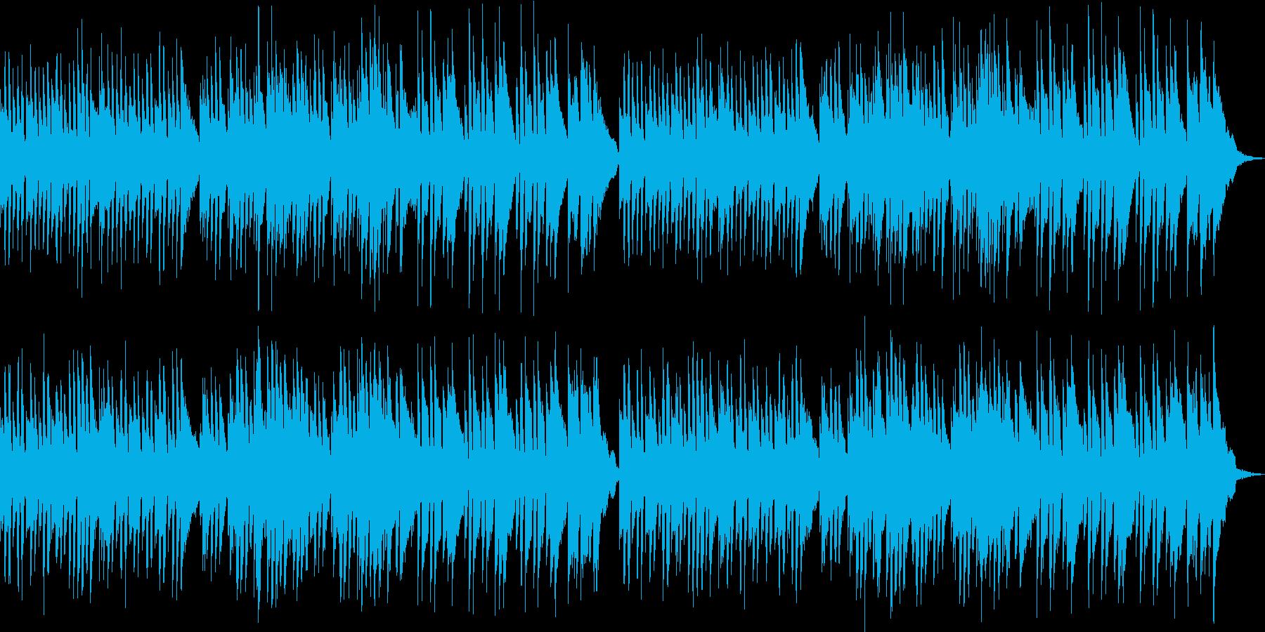 落ち着いた店っぽいギターインスト曲【R…の再生済みの波形