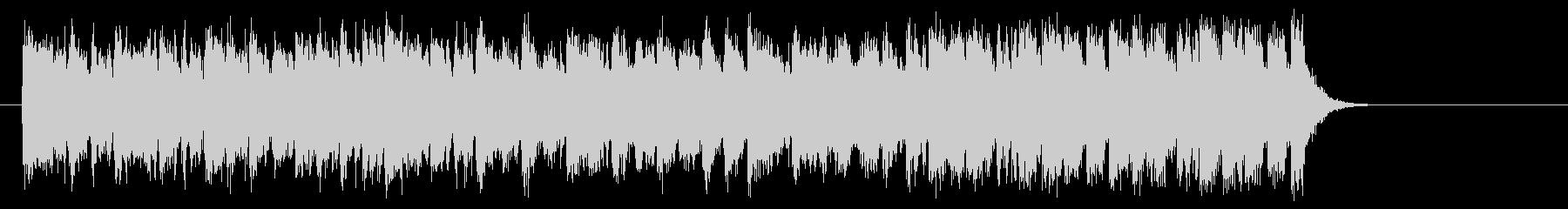 勇者のオーケストラ風音楽(サビ~エンド)の未再生の波形