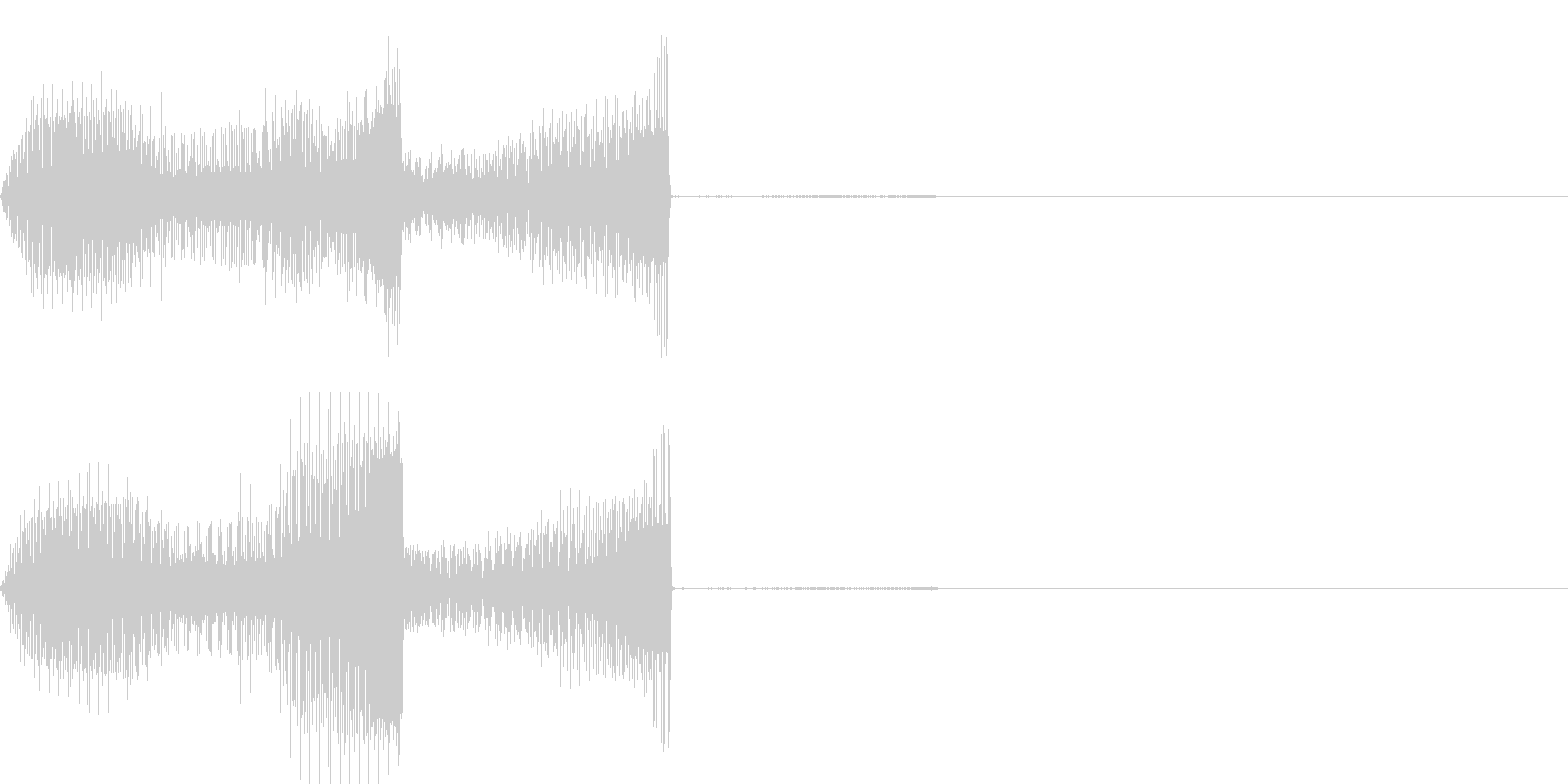 ポン(SE_エフェクト_03)の未再生の波形