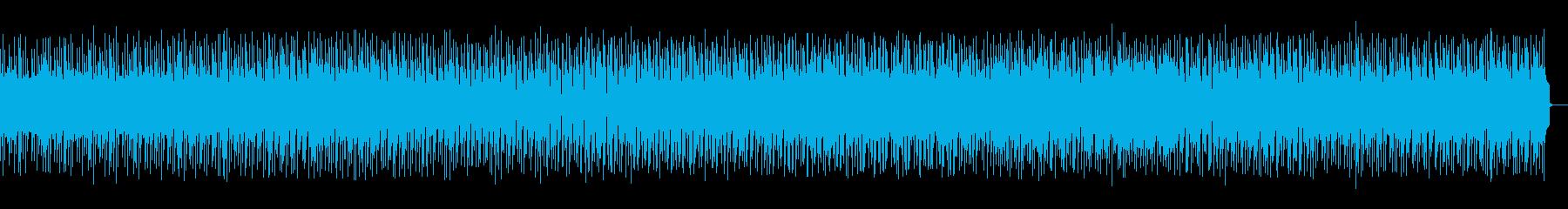 エレピとビートでクールなジャズポップ感の再生済みの波形