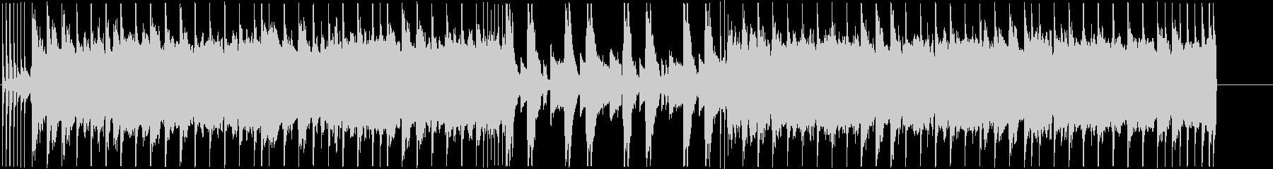 戦国ゲームに最適なハードロック ループ曲の未再生の波形