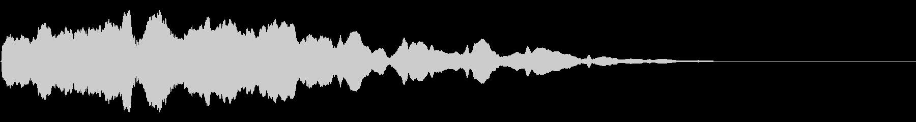 スライド笛/落下/下手っぴ/カートゥーンの未再生の波形