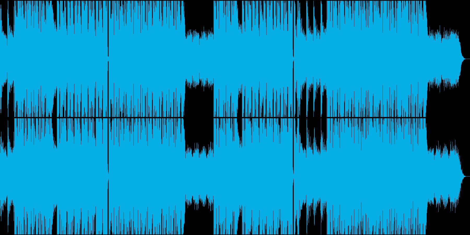 アコギと打ち込みドラムが心地よいR&Bの再生済みの波形