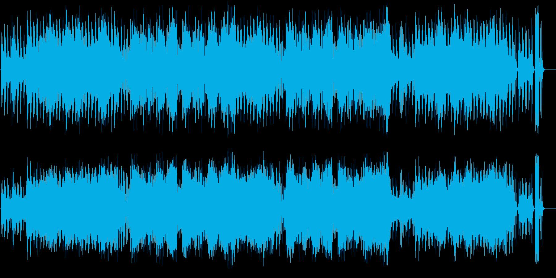 宮殿 美術館 のどか 草原 ブライダルの再生済みの波形