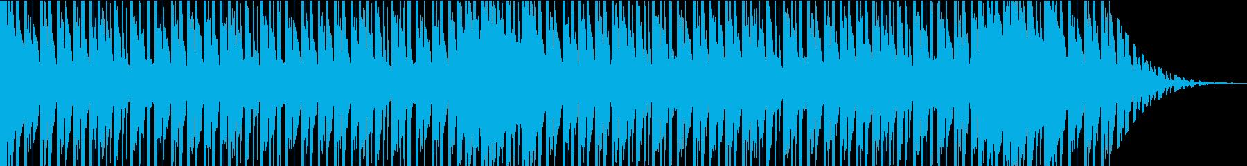 30秒・パーカッション・ワークアウトの再生済みの波形