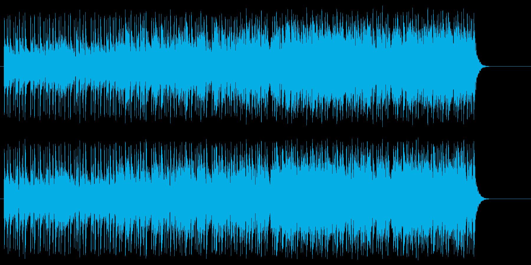 新生活へと出発するポップ(イントロ~…)の再生済みの波形
