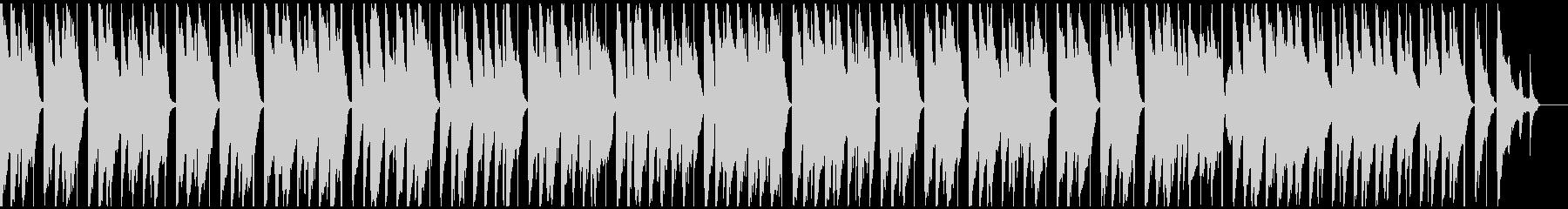 ワーグナー結婚行進曲リコーダー スネア抜の未再生の波形