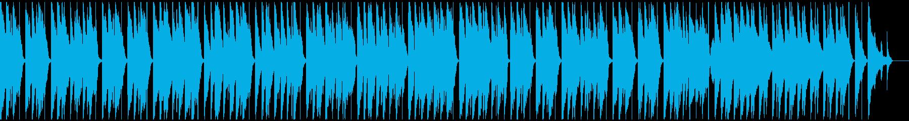 ワーグナー結婚行進曲リコーダー スネア抜の再生済みの波形