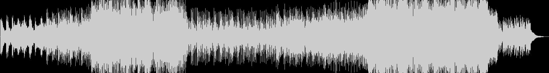 バイオリン生演奏/ピアノ/ハウスポップの未再生の波形