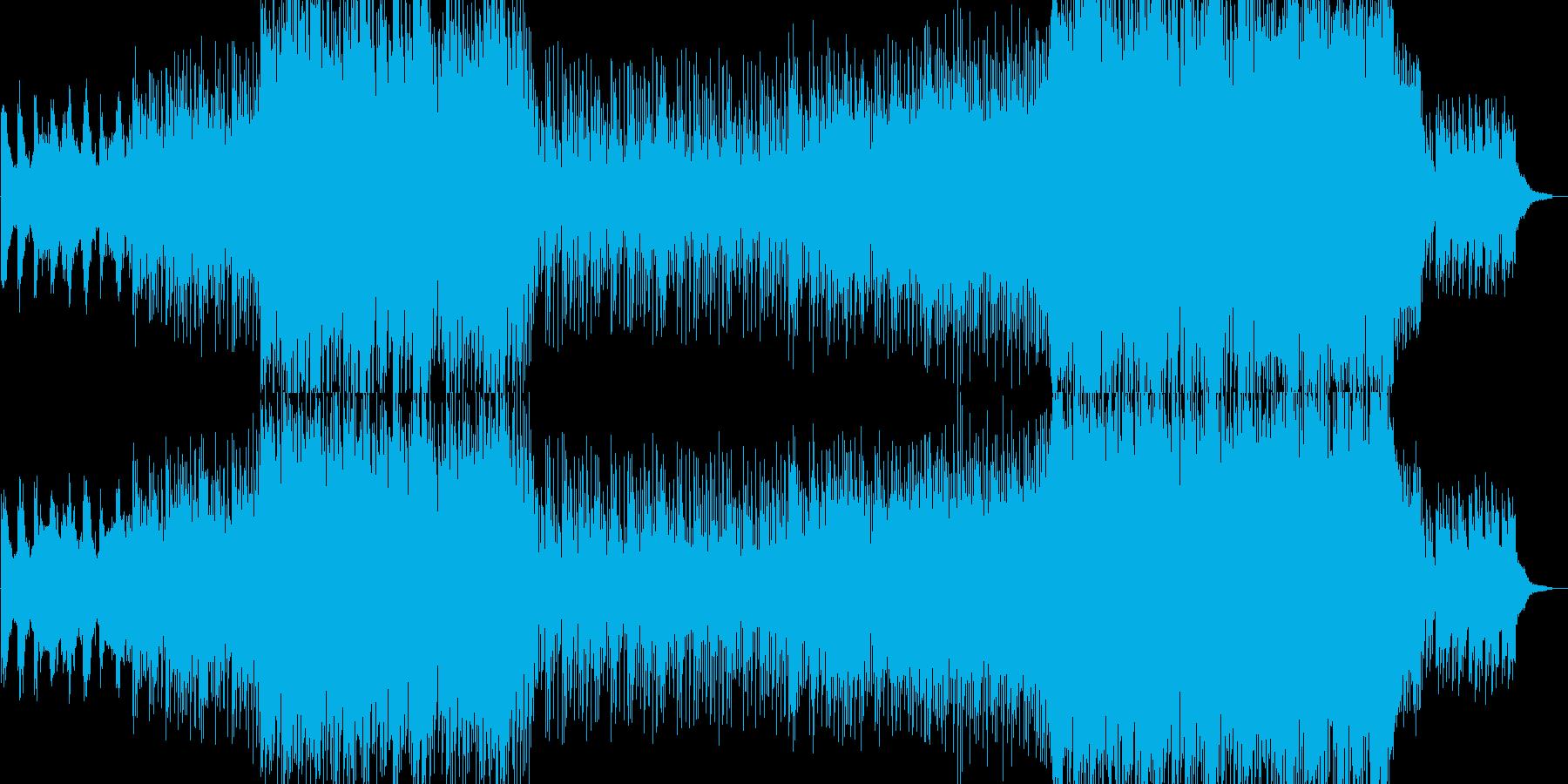 バイオリン生演奏/ピアノ/ハウスポップの再生済みの波形