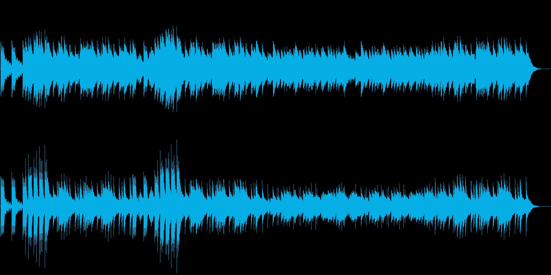 結婚式の定番曲!オルゴールバージョン!の再生済みの波形