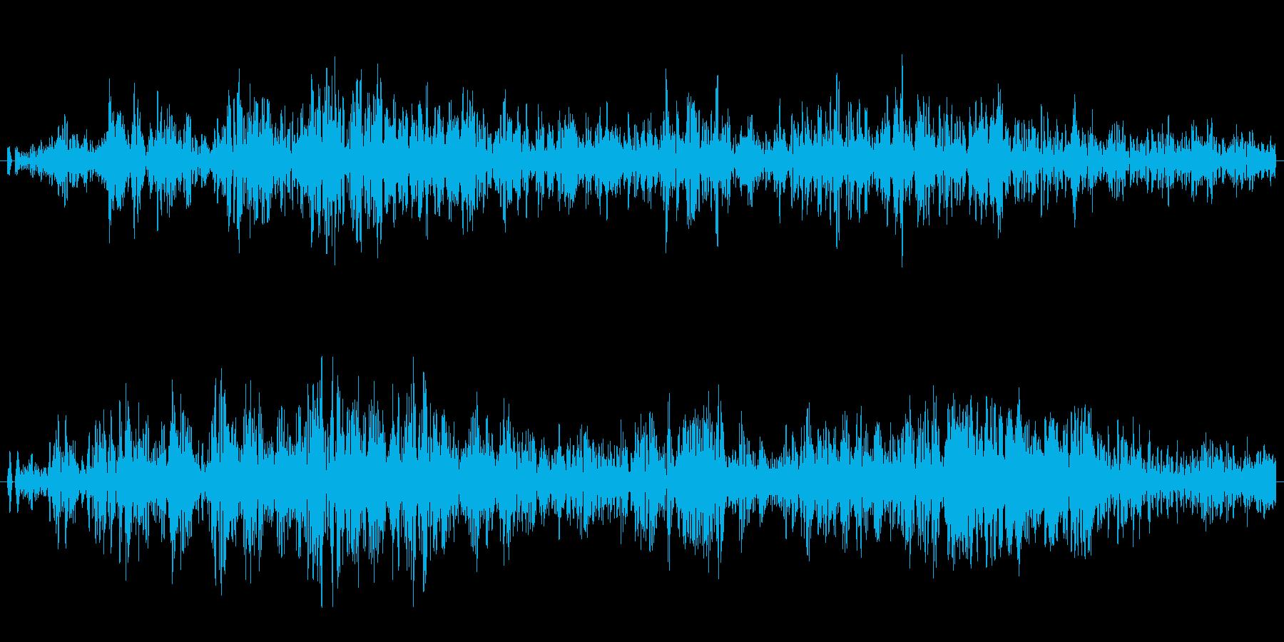風/強風/嵐/竜巻の演出に!ループ可能4の再生済みの波形