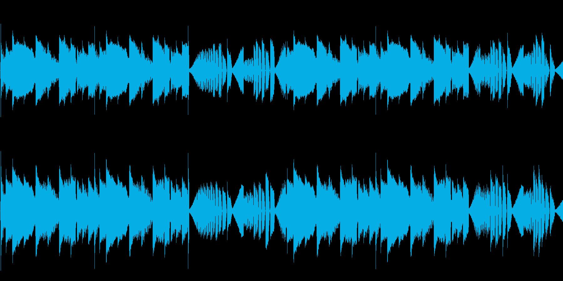 【幻想的/不思議/アジア/ドキュメント】の再生済みの波形