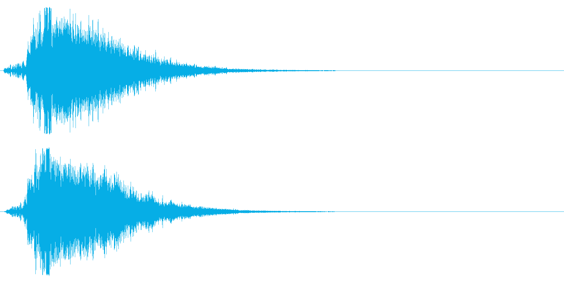 シャキーン☆星,輝き,特殊魔法に最適24の再生済みの波形