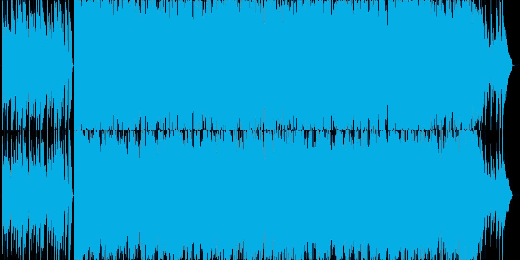 【ほのぼの系】懐かしいポップス【映像】の再生済みの波形