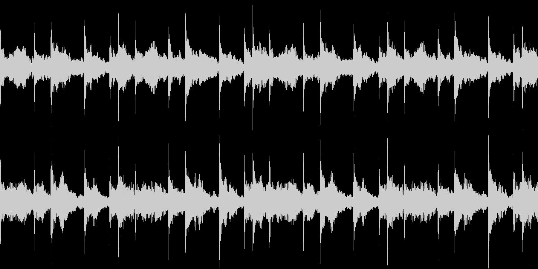 House コードシンセ 4 音楽制作用の未再生の波形