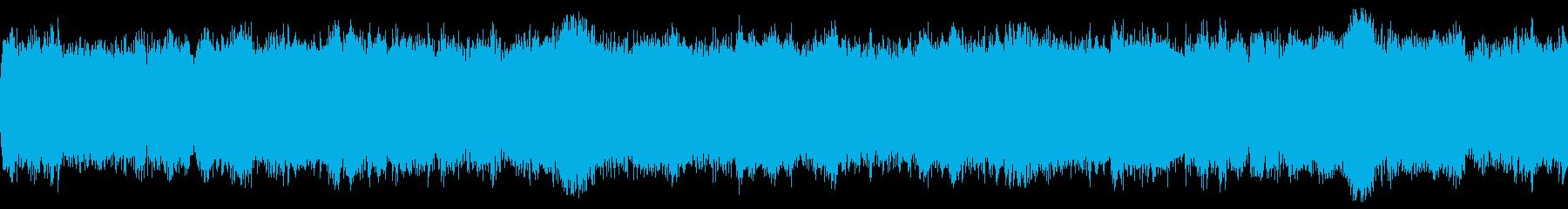 【ドラム抜き】コーラス感の強い浮遊感の…の再生済みの波形
