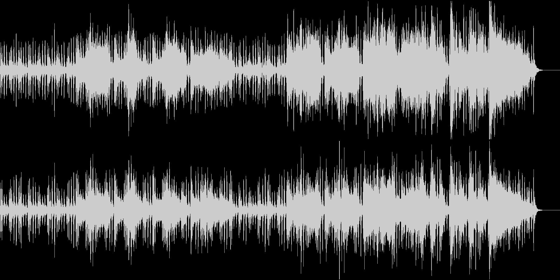 ストリングス/穏やか/シンプル/の未再生の波形
