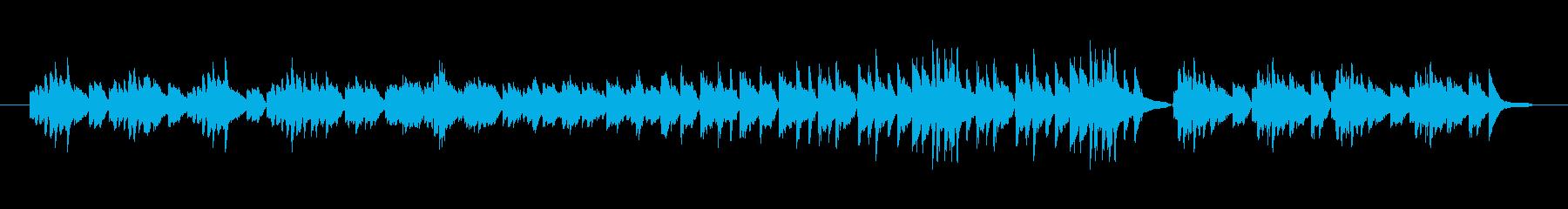 切なさが溢れるピアノバラード曲です。シ…の再生済みの波形