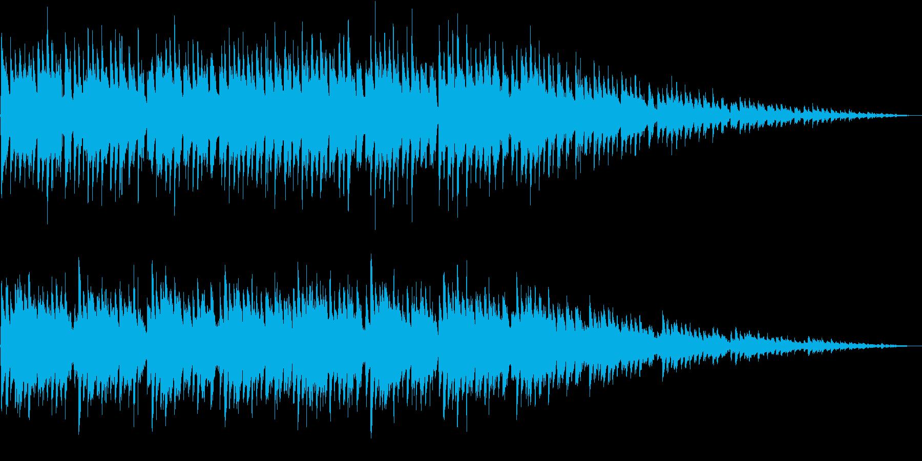 <Aギター生演奏>感動的なピアノとともにの再生済みの波形