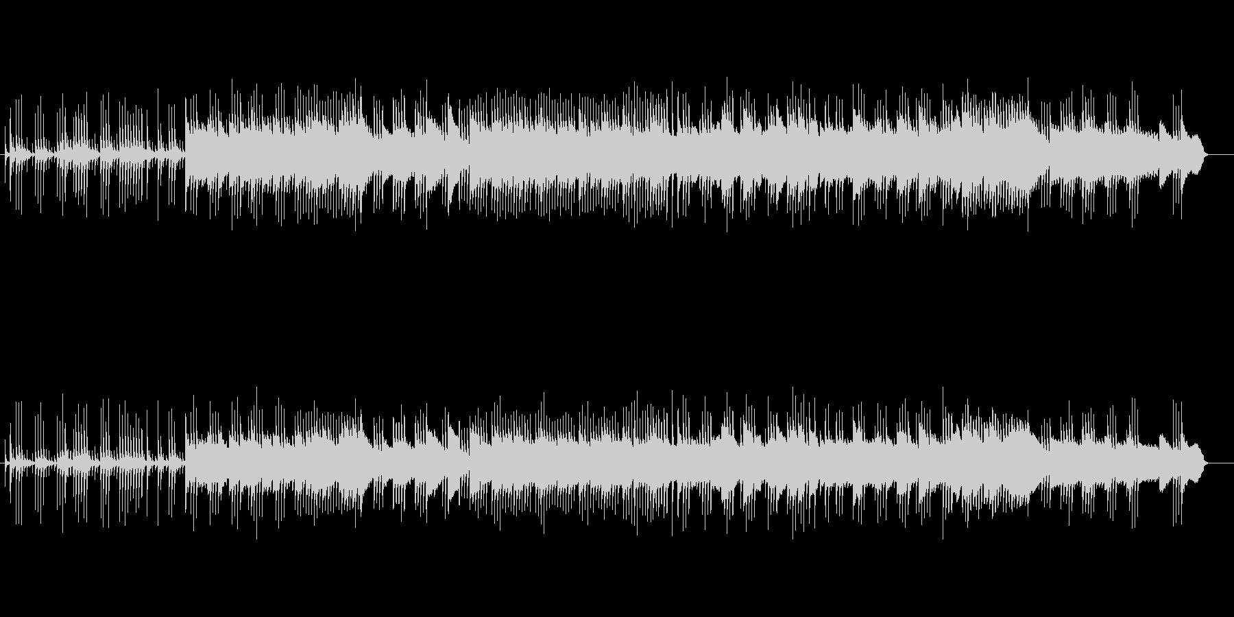別れの曲-ショパン-のオルゴールの未再生の波形