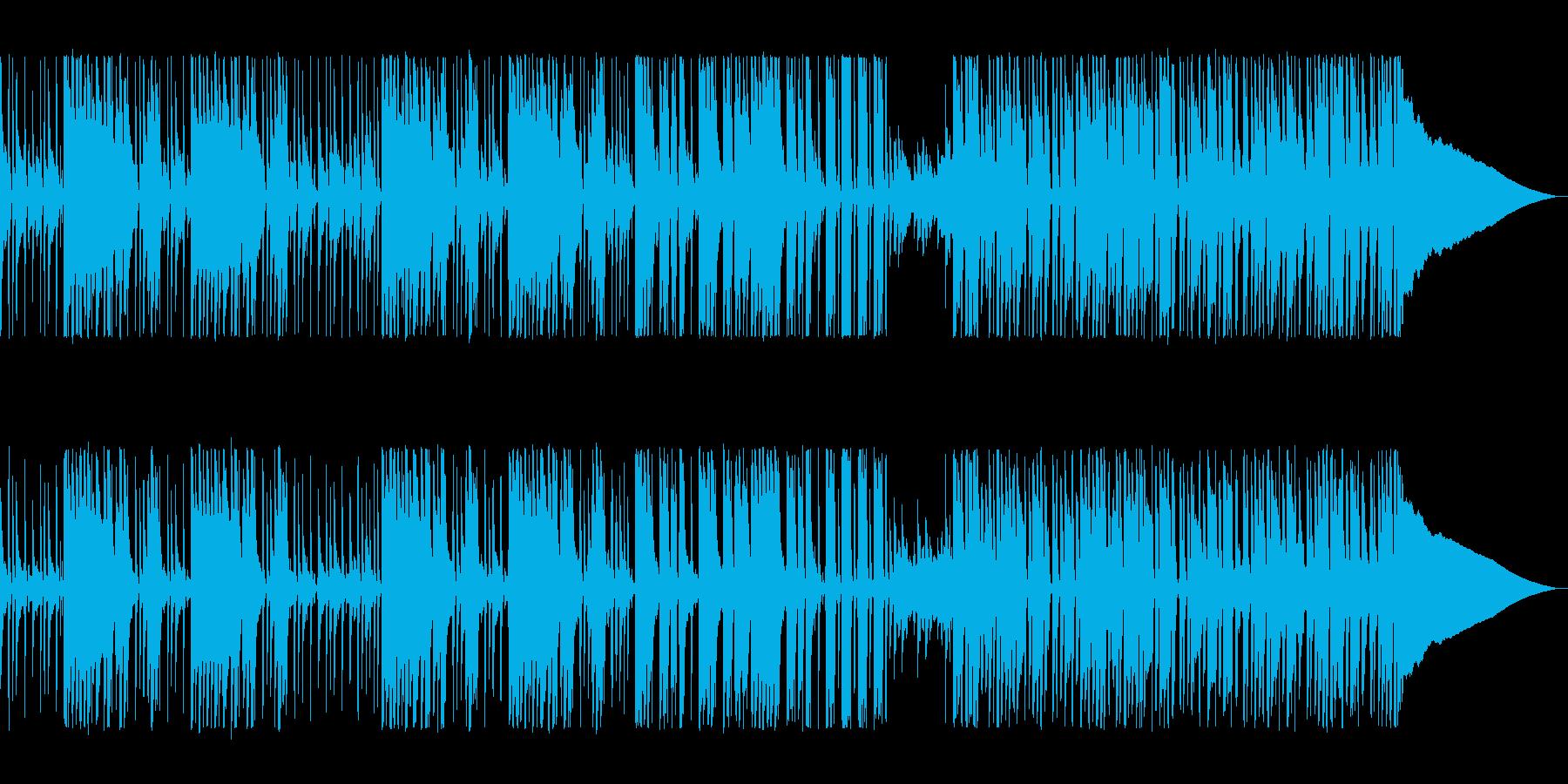 ギターに合わせた口笛が軽快なポップスの再生済みの波形