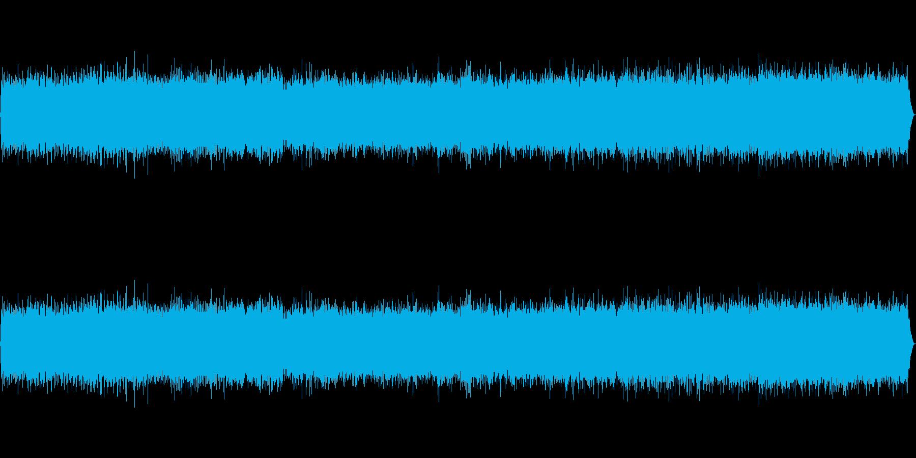 蝉(ニイニイゼミ/クマゼミ/真夏)_2の再生済みの波形