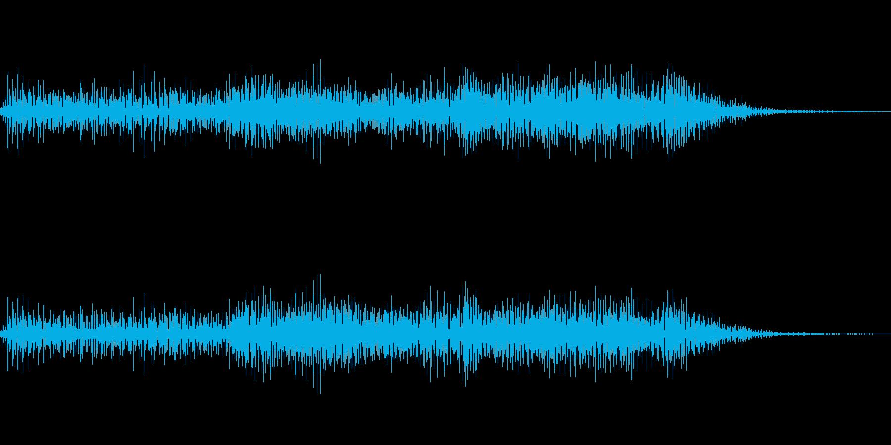 ピロリッ!! トランス風決定音明るめ。の再生済みの波形