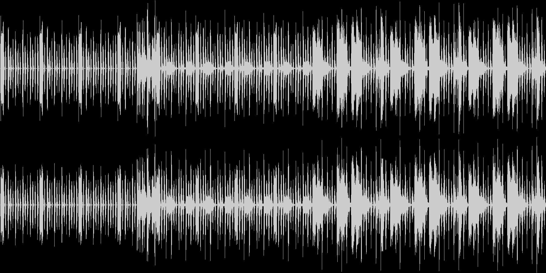 【近未来/サイバー/トランス】の未再生の波形