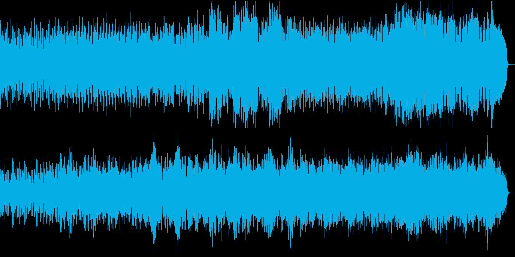 優しさに包まれる感動ピアノ3Pf&ソロ弦の再生済みの波形