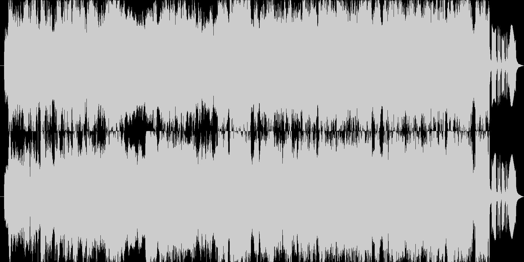 RPGのメインテーマをイメージした楽曲…の未再生の波形