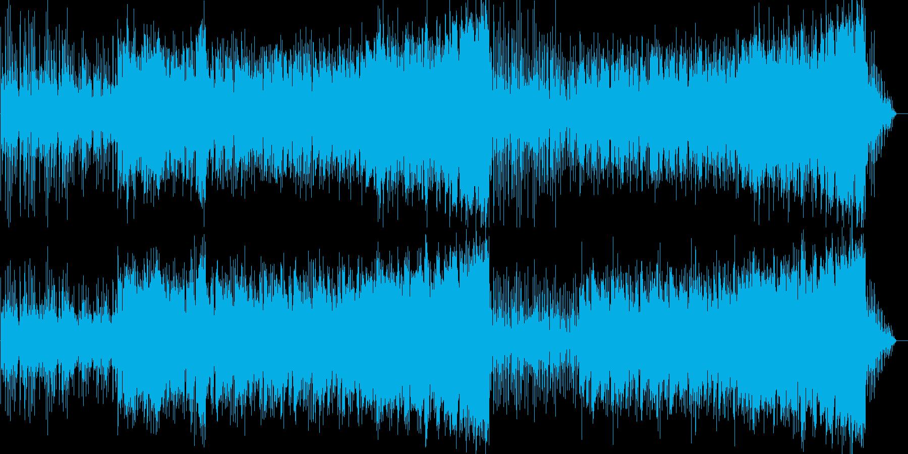 ゲーム用素材/村の再生済みの波形