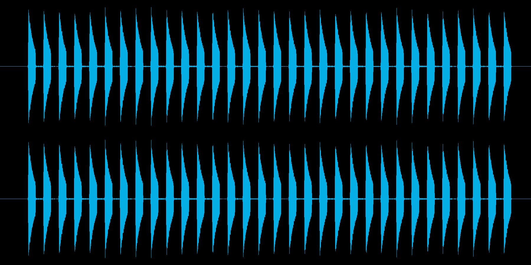 NES アクション01-16(スコア)の再生済みの波形