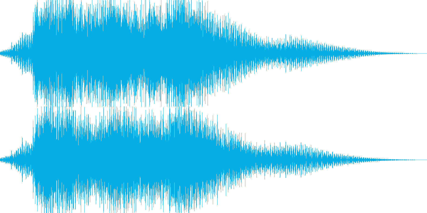 ゲーム/ファンファーレ_レベルアップの再生済みの波形