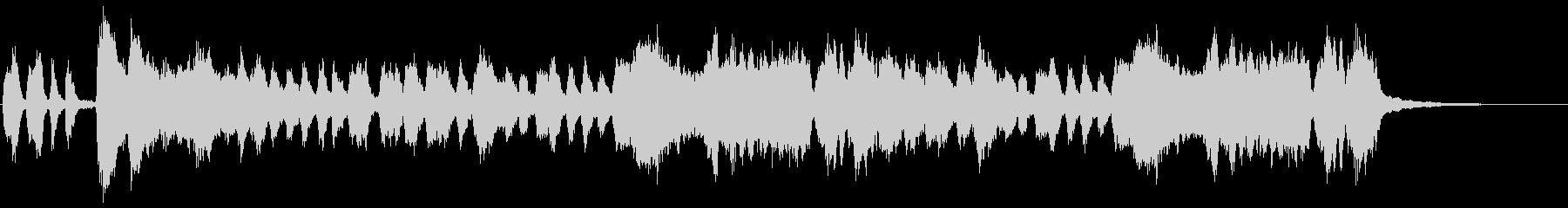 ステージクリア_クイズ番組系その1の未再生の波形
