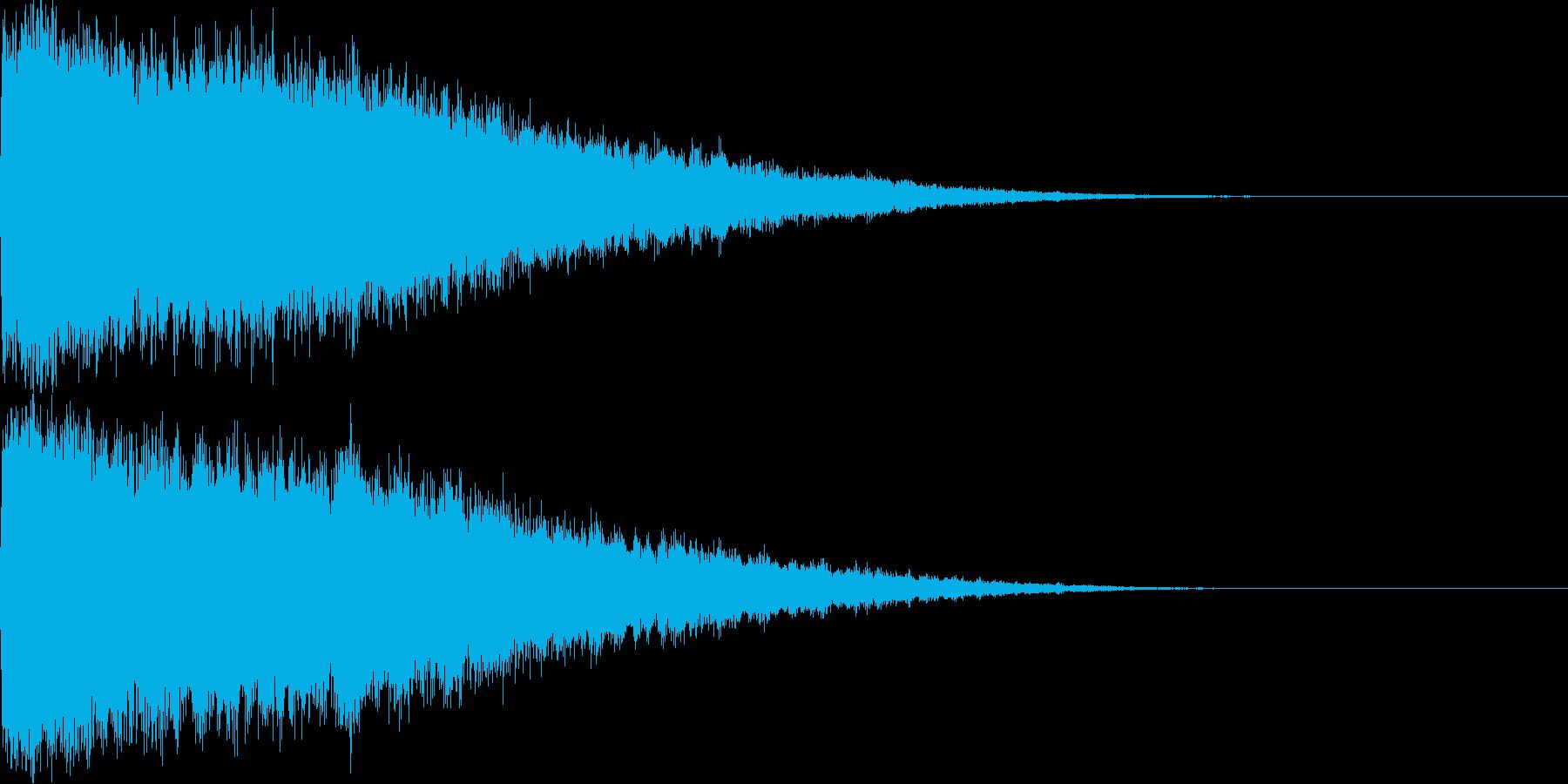 魔法23(回復・光・防御・補助系)の再生済みの波形
